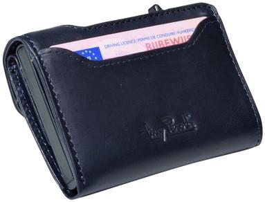 Portemonnee Tony Perotti Furbo RFID leer blauw