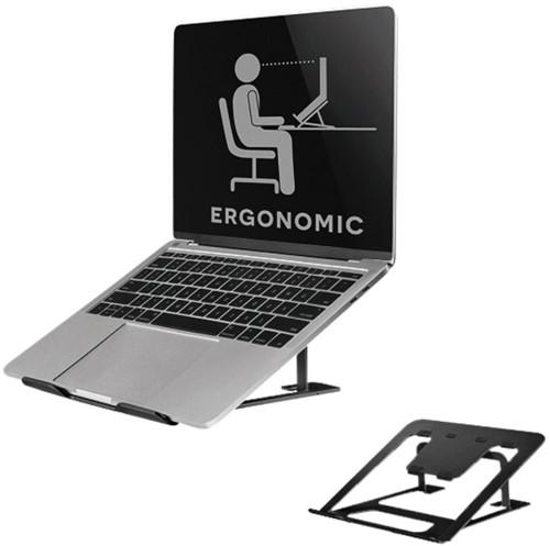 Laptopstandaard NewStar NSLS085 zwart