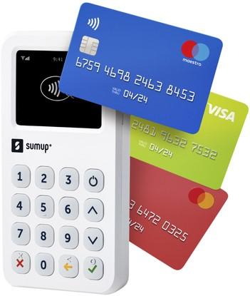 Mobiel Pinapparaat SumUp 3G+Wifi