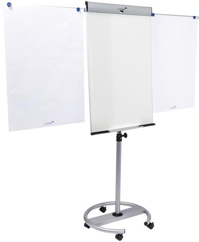 Flipover Legamaster Professional Triangle mobiel met verstelbare arm