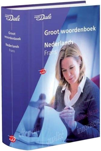 Woordenboek van Dale groot Nederlands-Frans