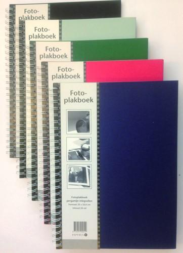 Fotoplakboek Papyrus 400x280mm