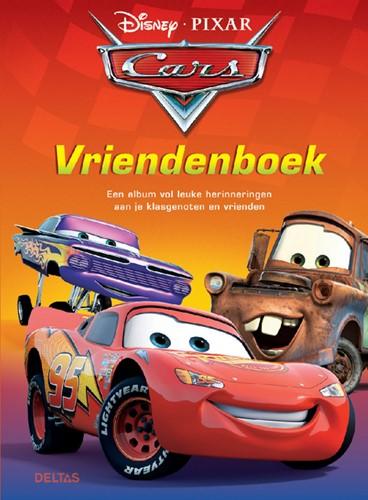 vriendenboek Disney Cars